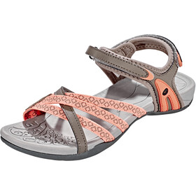 Hi-Tec Savanna II Sandals Damen taupe/peach